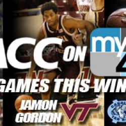ACC basketball website splash ad