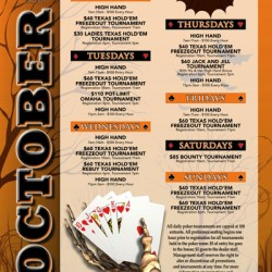 Riverwind Casino calendar