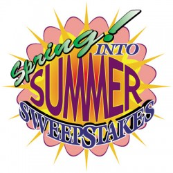 Spring Into Summer Sweepstakes