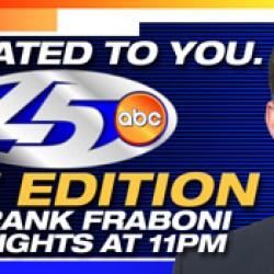 ABC45 News billboard